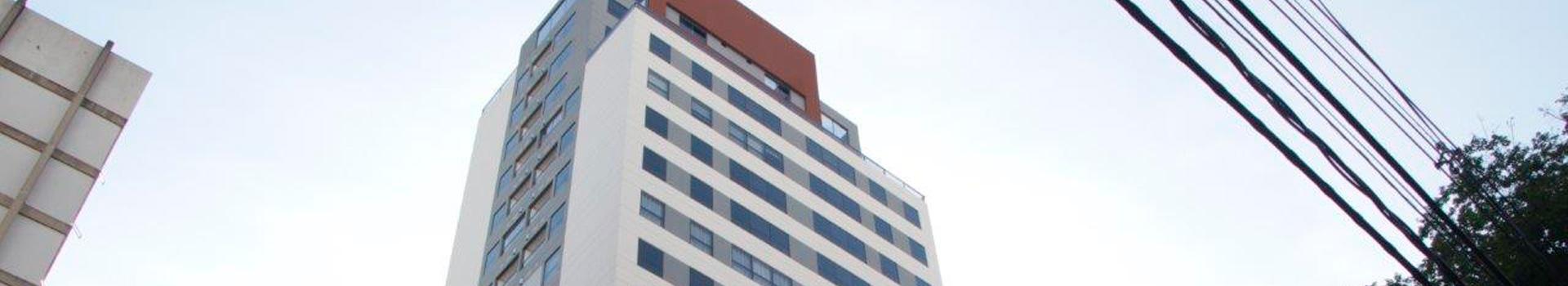 MAXHAUS VI Área Construída: 7.766m² - Cambuí - Campinas / SP